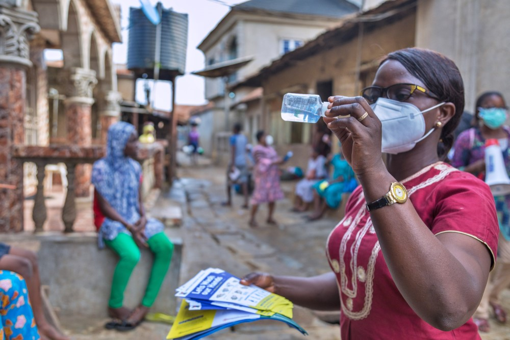 WhatsApp for Social Good: How Nigerians used the platform to show care during the COVID-19lockdown - Nigeria Health Watch
