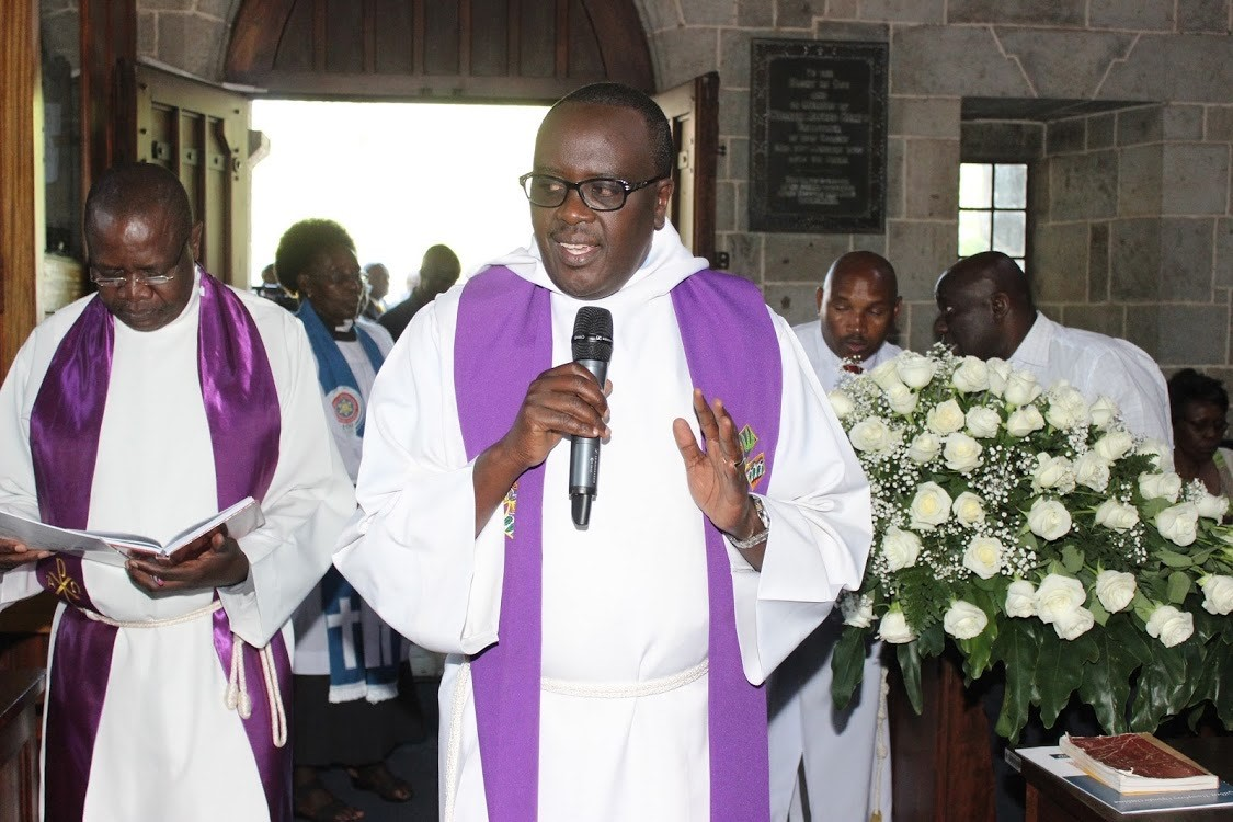 What religious leaders can learn from Reverend Canon Wainaina's COVID-19 experience and leadership - Nigeria Health Watch