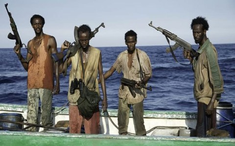 Piracy on Nigeria waters