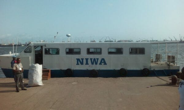 NIWA gives January deadline for dredgers to obtain permit.