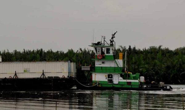 Substandard barges pose threat on our waterways – NIWA cries out
