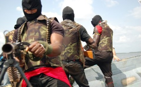 Pirates attack container vessel in Port Harcourt