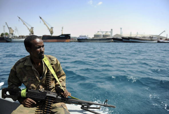 Pirates kidnap 9, attack ship in GoG