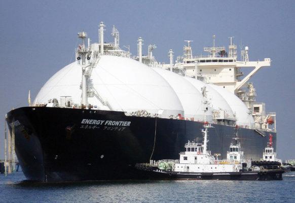 Nigeria natural gas production hits 253.09BCF