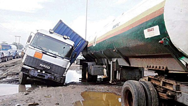 Truck drivers join NUPENG strike over extortion, bad roads