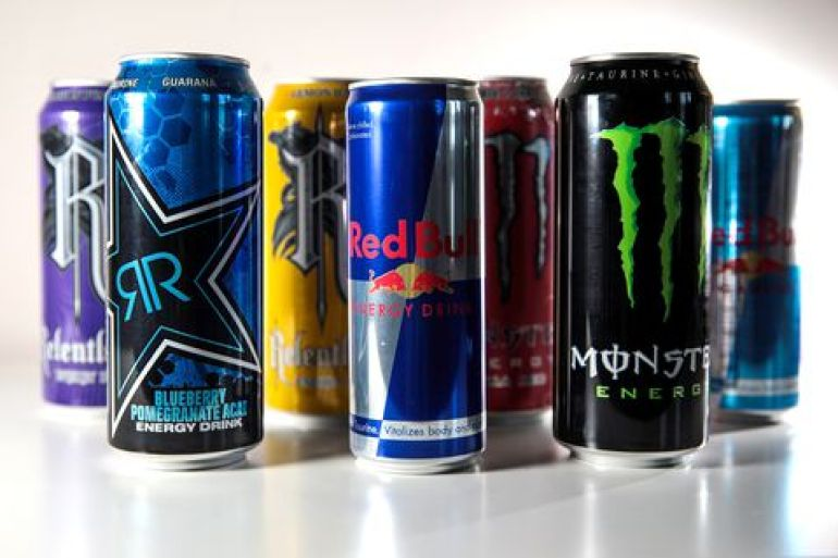 Image result for Energy Drinks