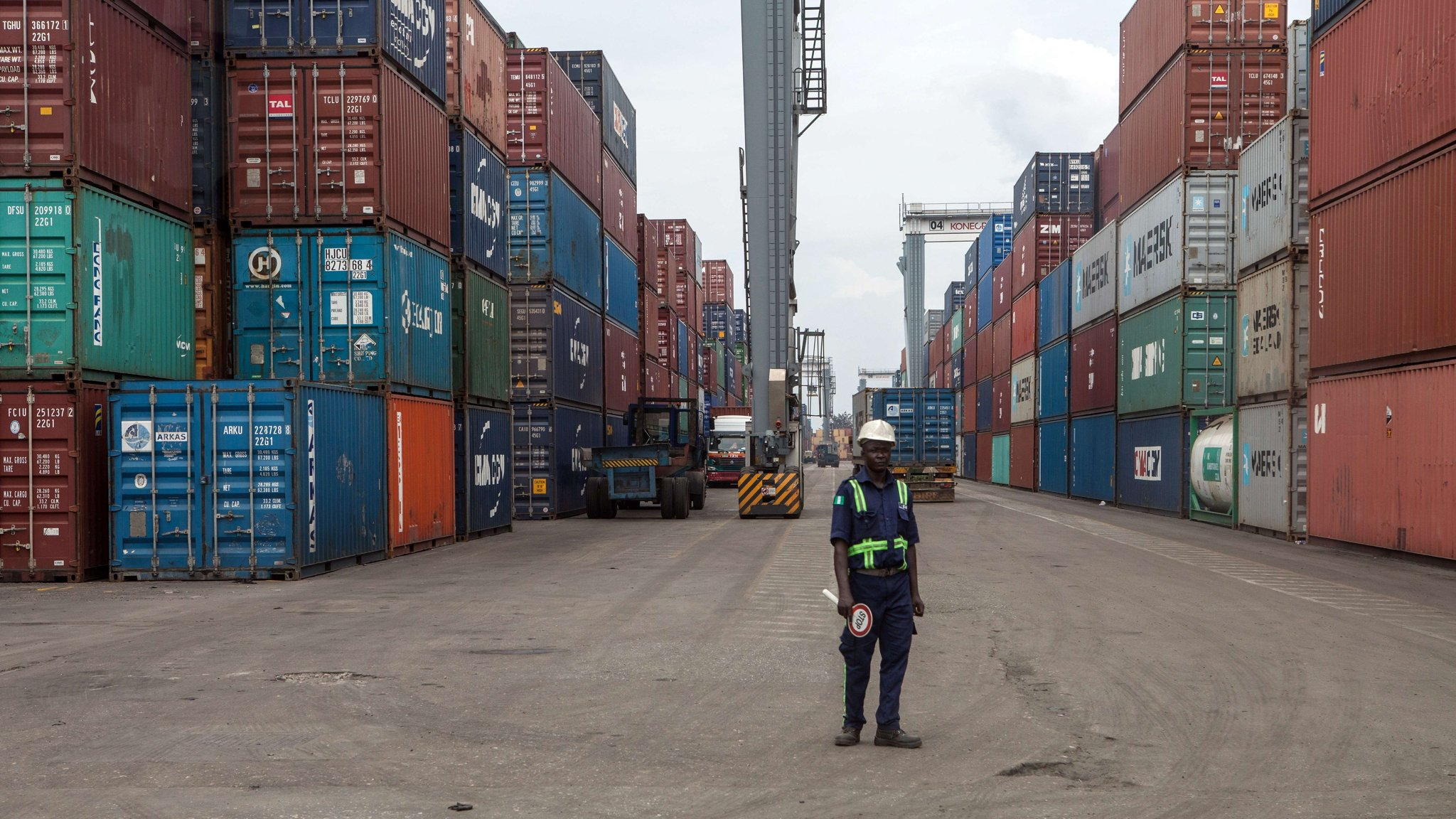 5000 containers abandoned in the ports – Freight Forwarders Group