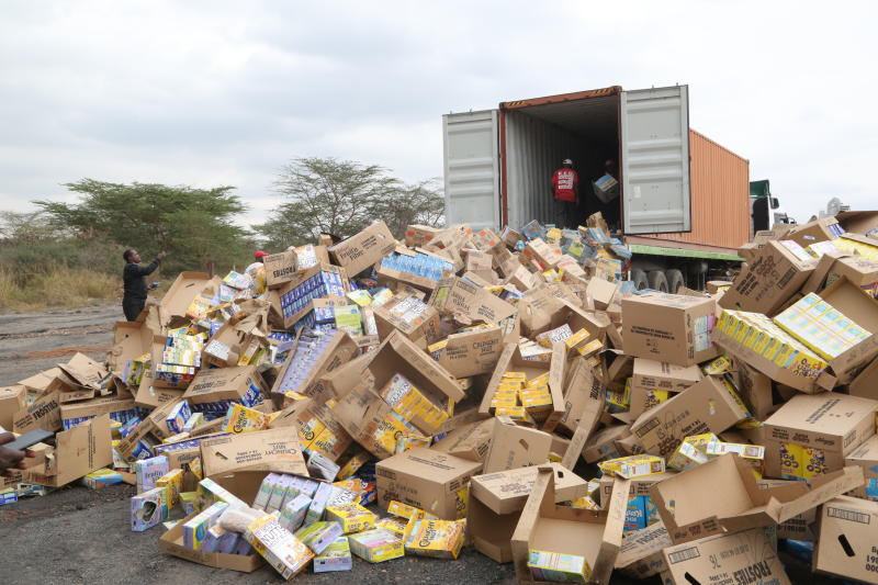 Curbing insecurity, importation of contraband goods with Cargo Tracking Note