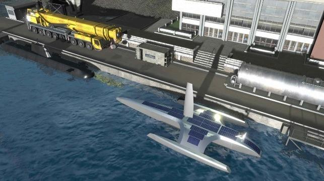 New Autonomous Vessel IBM gets backing