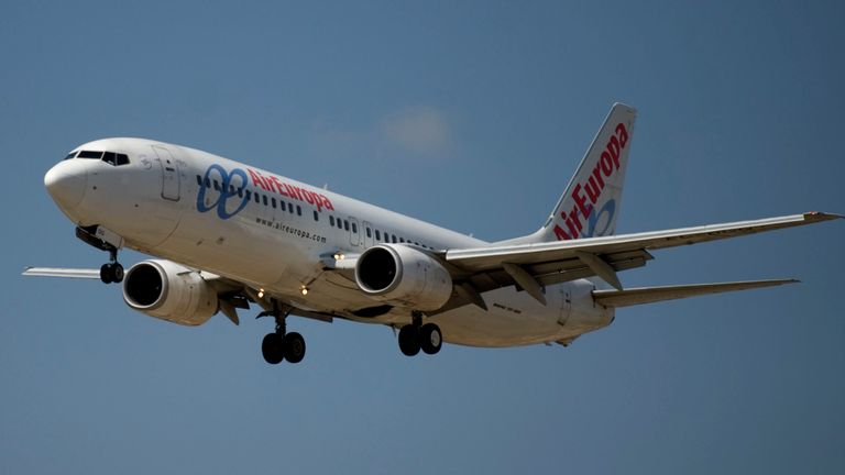 UK airline giant IAG to buy Spain's Air Europa