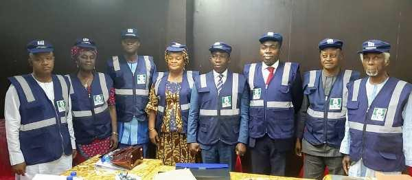 NCC installs board members as Inspectors to complement anti-piracy operations