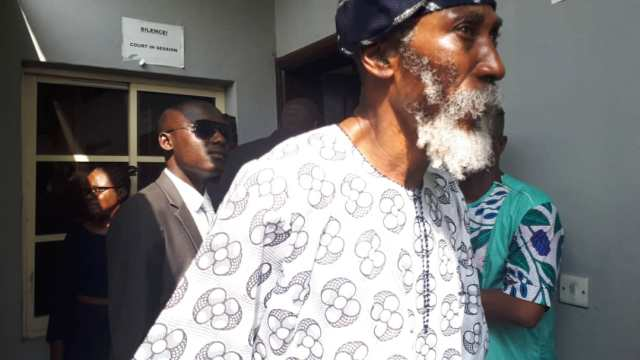 Court Grant Ex-NISA President, Labinjo N10m Bail After One Year in Detention