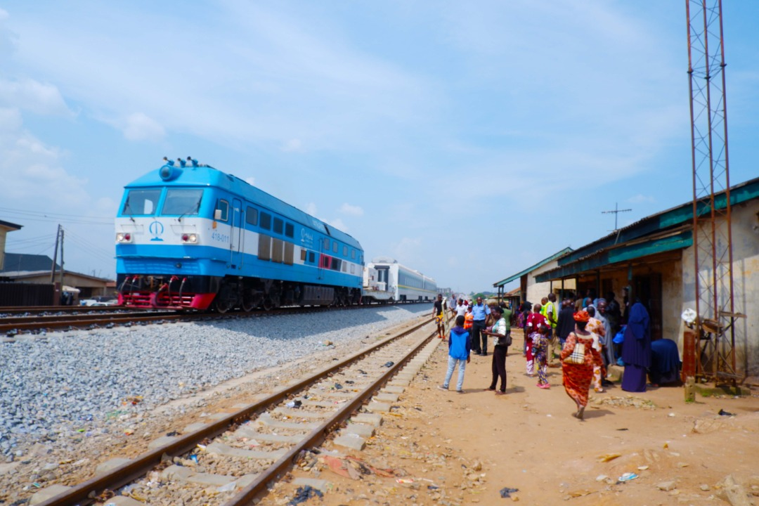 Lagos-Ibadan railway project proves pessimists wrong – NRC