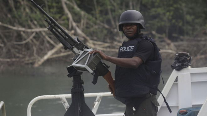 Marine police seek empowerment for officers in coastal states