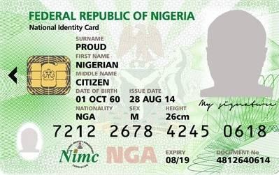 NIMC takes enrolment to Togo, Niger, Ireland, Chicago