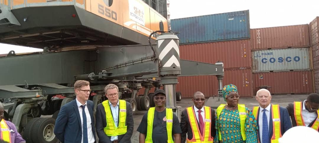 SIFAX invests N7.2 Billion on handling equipment