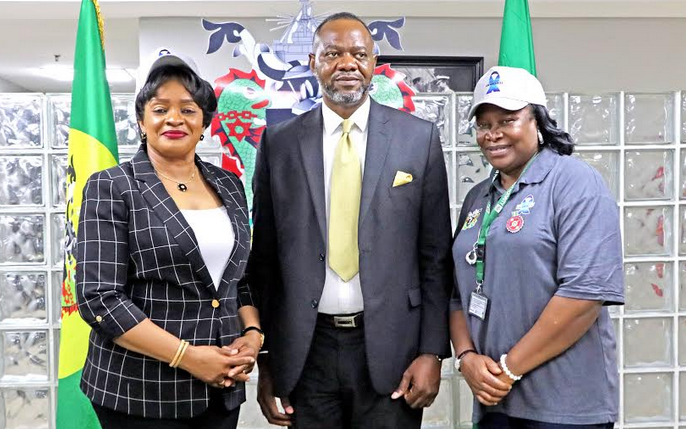 NIGERIAN PORTS AUTHORITY (NPA) Flags-Off Ceremony of Prostate Cancer Awareness, Screens Male Staff and restates greater service delivery