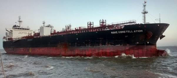 Pirates attack ship loaded with oil in Gulf of Guinea  – Kidnap 19 sailors