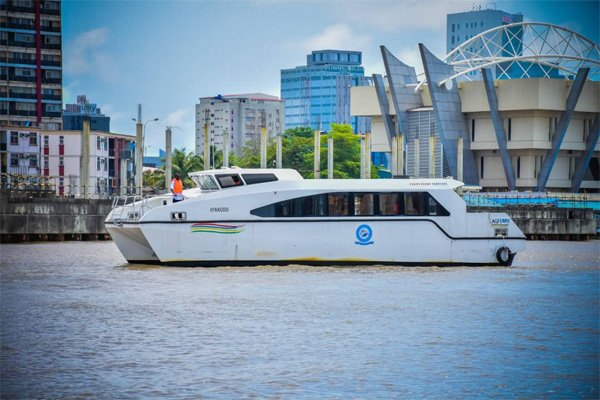 Lagos unveils six commercial ferry operation routes