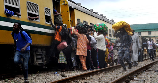 NRC resumes Lagos-Kano train service, 200 commuters boarded