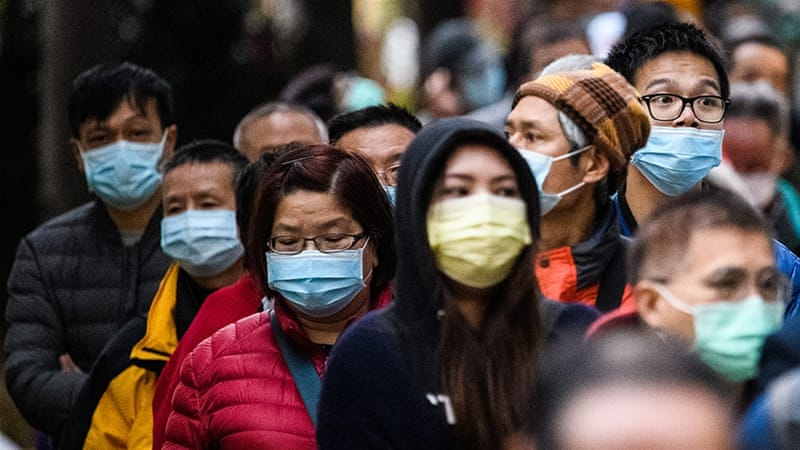 CORONAVIRUS: Infections on the rise in China 44,653, Japan
