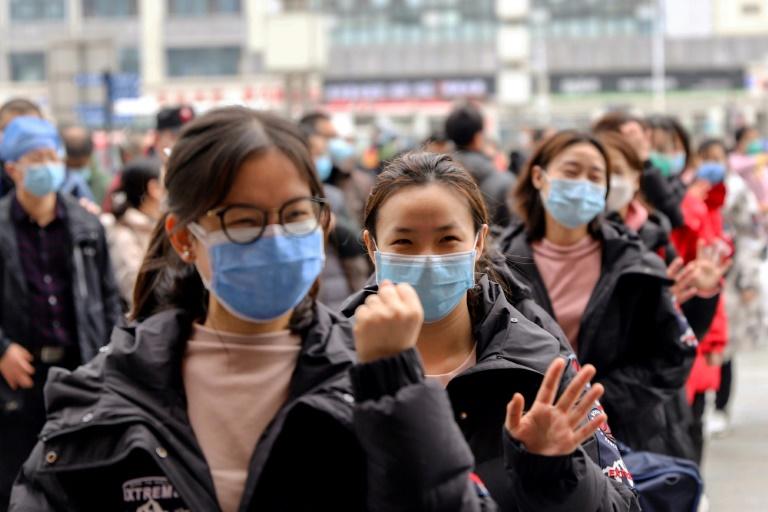 CORONAVIRUS: Death toll nears 1,400, six health workers among victims