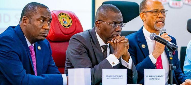 Sanwo-Olu urged to use this period to fix bad roads