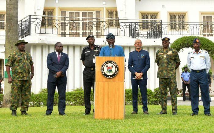 COVID-19: Sanwo-Olu salutes endurance of Lagosians  — As Nigeria's coronavirus cases jump to 131