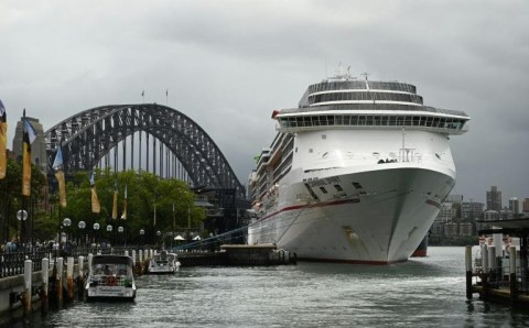 Australia shuts ports against COVID-19 stricken cruise ships
