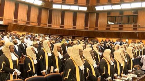 NJC approves appointment of 70 judges