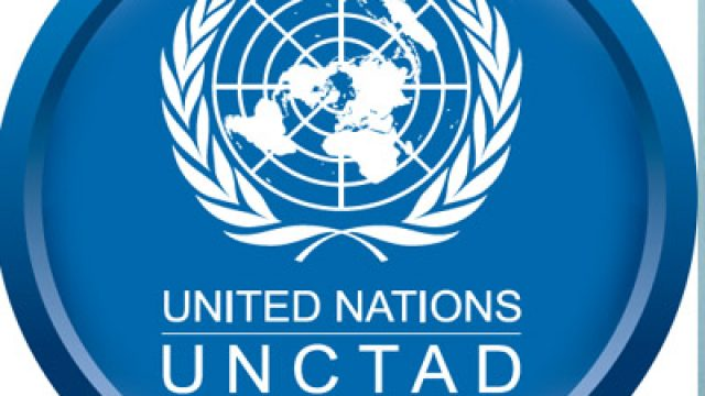 Global trade falls three per cent in Q1 as UNCTAD estimates decline of 27 per cent in Q2