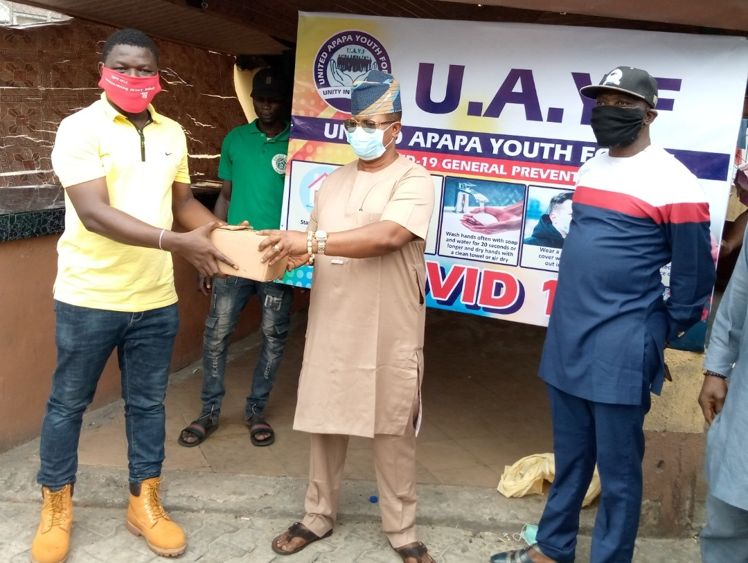 Resource Control: Apapa youths threaten service providers over neglect. — accuse local government of compromise