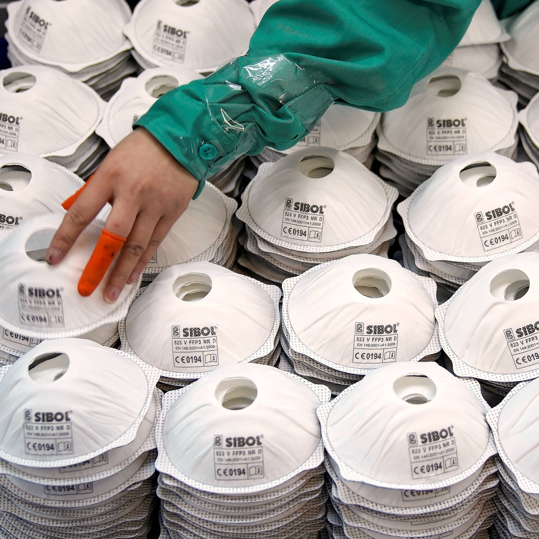 Chinese firm lies to US Food and Drug Administration over 'fake' N95 masks