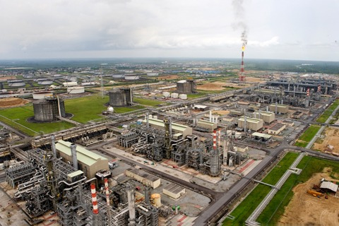 Group signs 10-year deal to buy 500,000 tons LNG annually