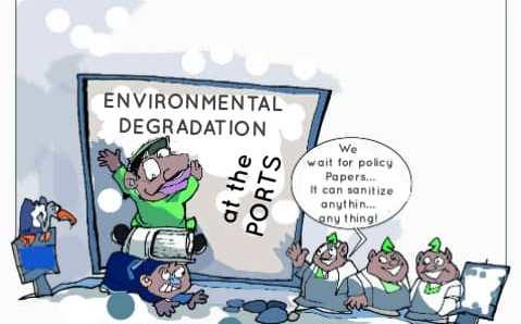 Environmental Degradation of Nigerian Ports
