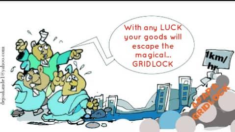 Saving Nigerian Exports from Apapa Gridlock