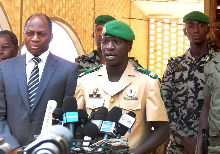 Mali: Mining shares drop as junta announces vague transition