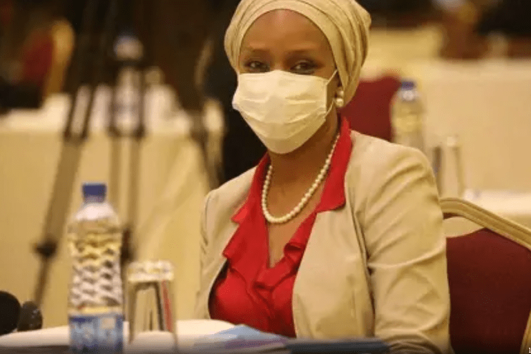 Hadiza Usman re-elected as Vice Chairman of IMO facilitation committee