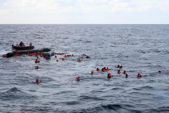 17 fishermen feared dead as boat sinks
