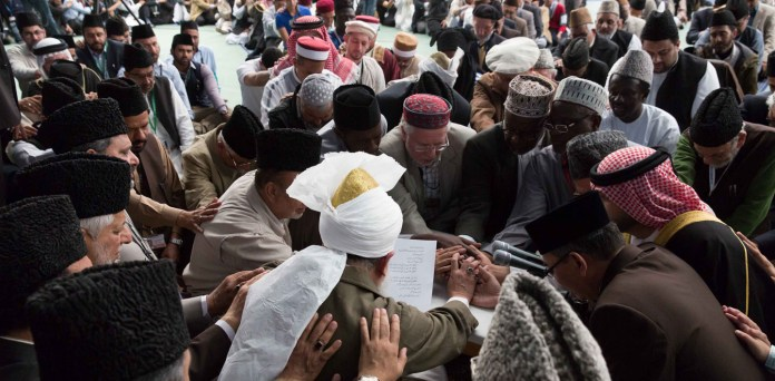 Khilafah Ahmadiyya during Global initiation