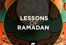 Lessons of Ramadan