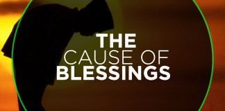 The Cause of Blessings