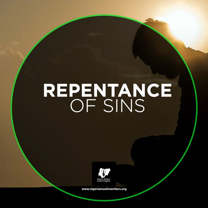 REPENTANCE OF SINS
