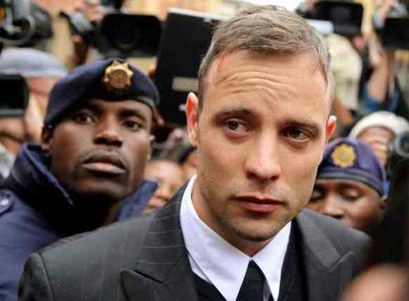 Oscar Pistorius Rushed To Hospital With Chest Pains Amid Heart Attack Fears