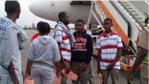34 Nigerians Deported From America Over 'Minor Offences'