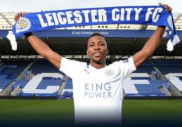 Leicester City Officially Sign Iheanacho