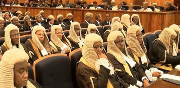 NJC Appoints 60 Judicial Officers For 25 States