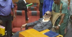 BUSTED: London Wellington Hospital Disown Metuh's Dr Casey