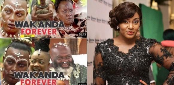 I Am Not Part Of Nigerian Version Of Black Panther – Queen Nwokoye