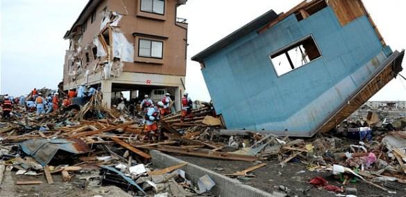 6.1 Magnitude Earthquake Hits Japan, kills 3, Injures 150